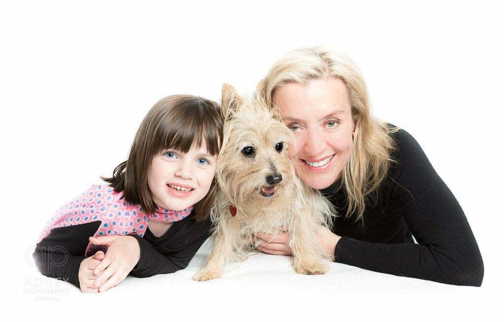 Ashley Photography, Family Portraits, Pet Portraits