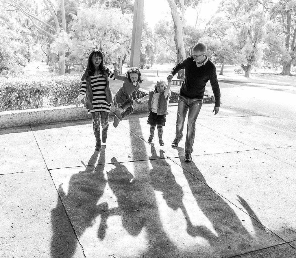 Ashley Photography, B&W, Family Portraits