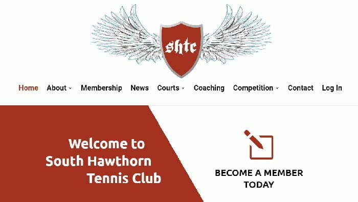 Checkout South Hawthorn Tennis Club's New Website – the latest from dygiphy