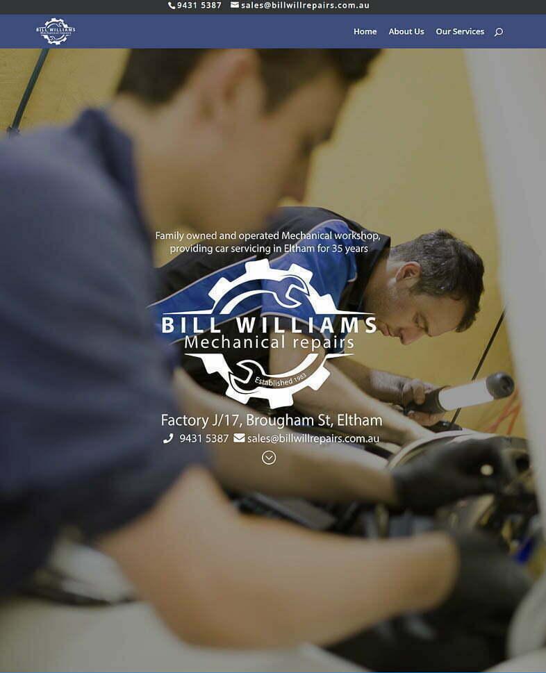Bill Williams Mechanical Repairs