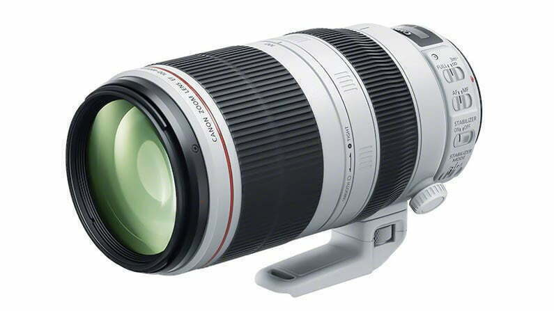 Canon EF 100-400mm f/4.5-5.6L IS II USM Review, Field Test incluing RAW CR2 Samples