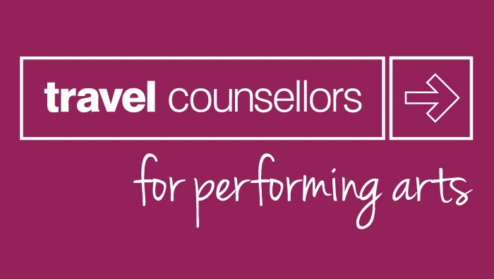 New website launch for Travel Counsellors for Performing Arts